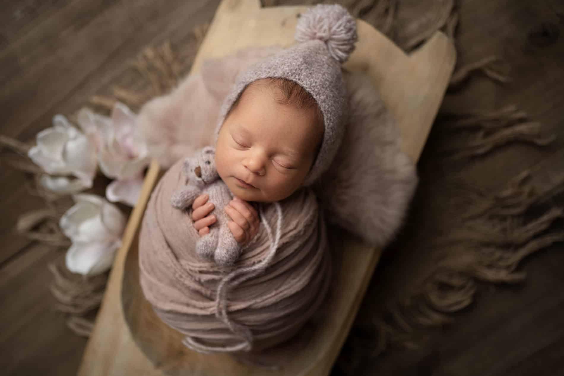 Neugeborenenfoto wien