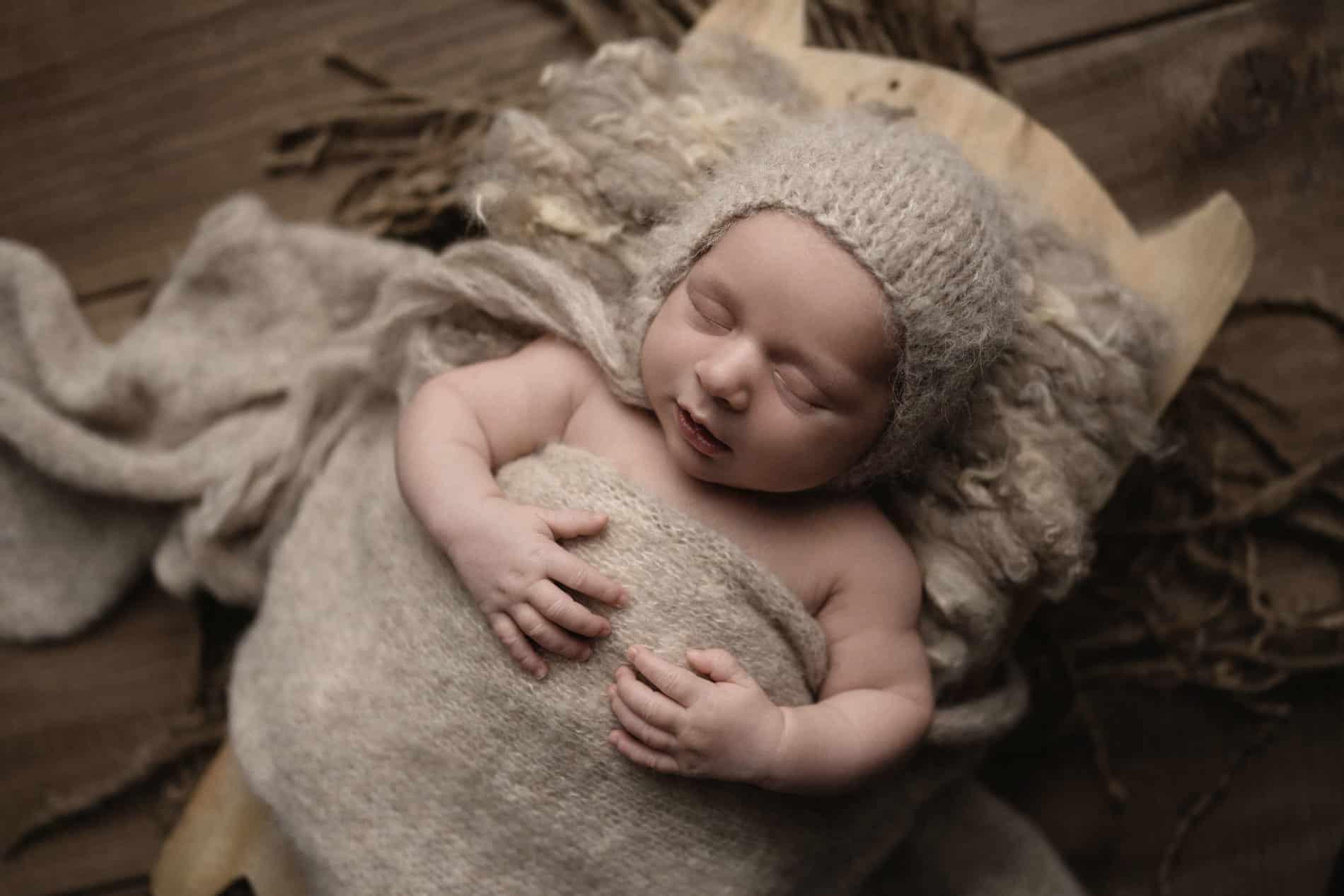 Newborn Shooting in Wien