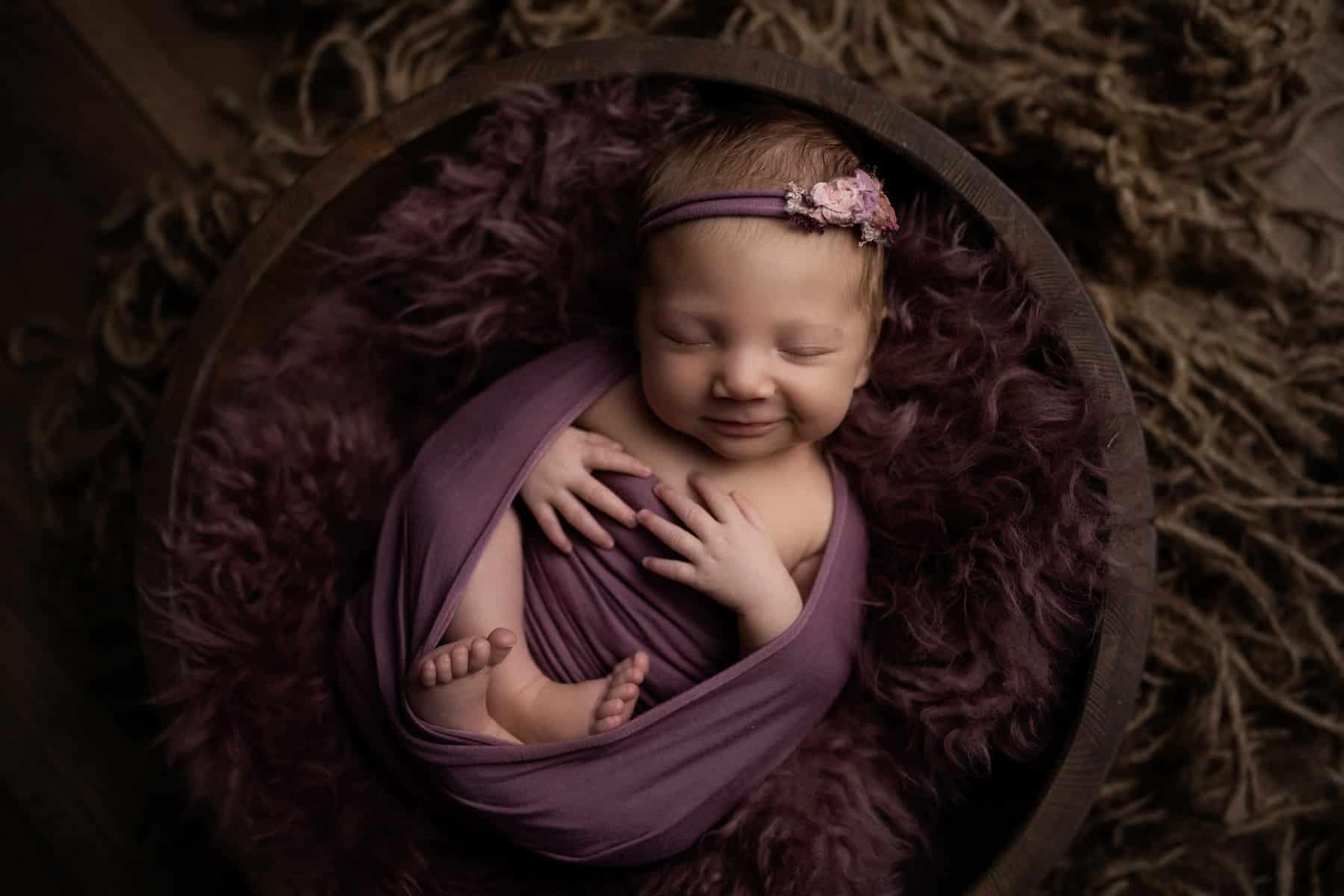 Neugeborenenfotografin Wien