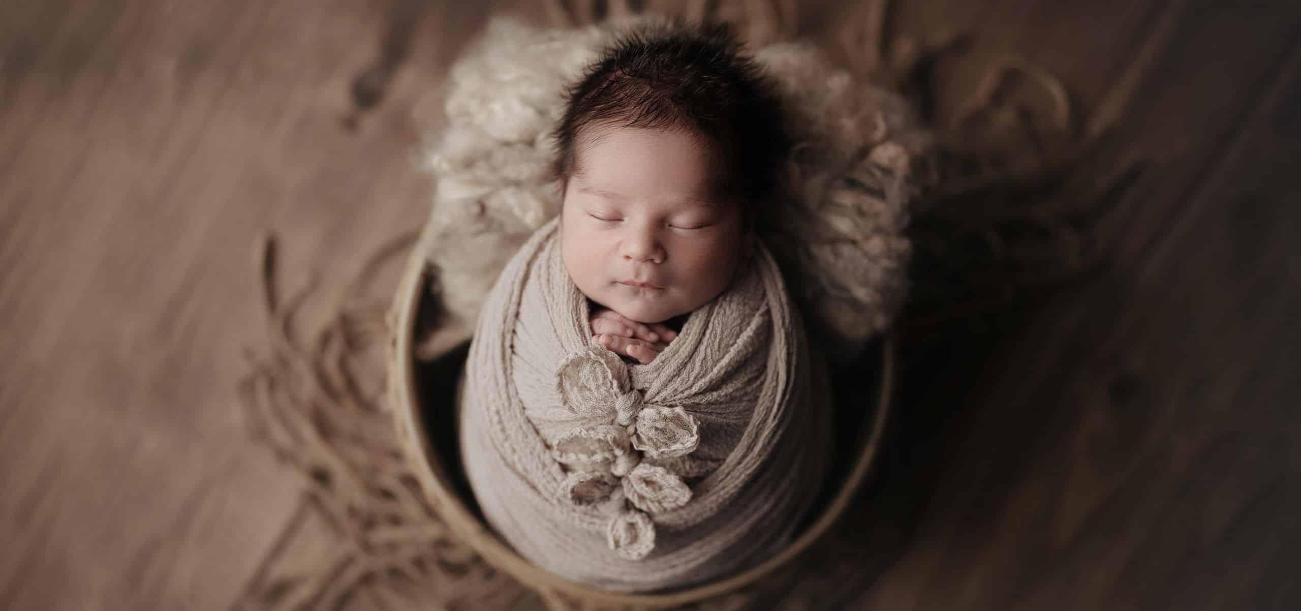 neugeborenen fotoshooting wien