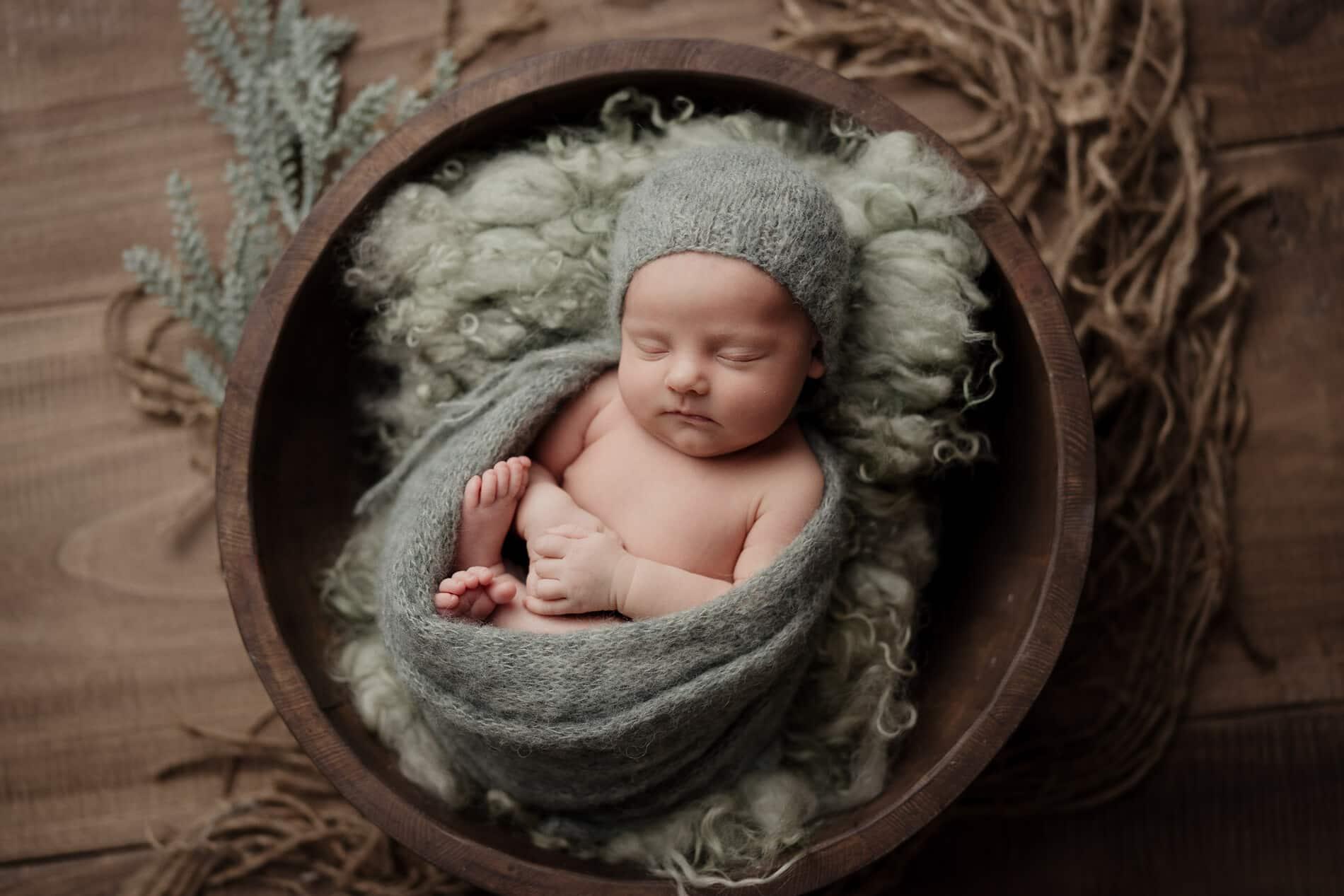 Neugeborenenfotograf Wien